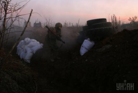 Бойовики 19 разів обстріляли українських військових