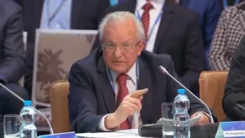 Володимир Василенко: У протиборстві з Росією може вистояти лише Українська Україна