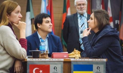 Марія Музичук проривається в 1/8 фіналу ЧС-2018 з шахів