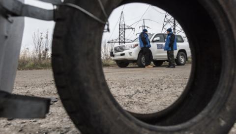 В ОБСЄ вимагають пояснень від Росії через збитий на Донбасі дрон