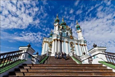 Україна укладе «охоронну угоду» із Вселенським патріархатом щодо Андріївської церкви