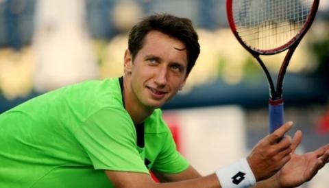 Стаховський програв парний чвертьфінал тенісного турніру ATP у Братиславі