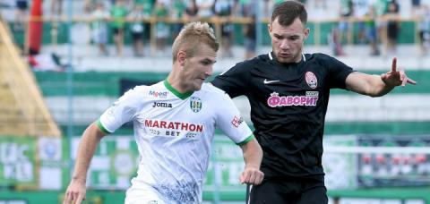 Завтра у грі 15-го туру Прем'єр-ліги «Карпати» у гостях зіграють проти «Зорі»