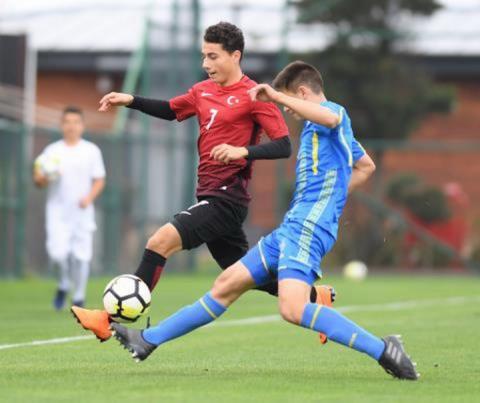 Збірна України U-16 з футболу вдруге програла одноліткам з Туреччини