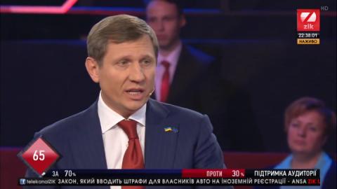За останні п'ять тижнів міністра Насалика жодного разу не було в парламенті, – Сергій Шахов