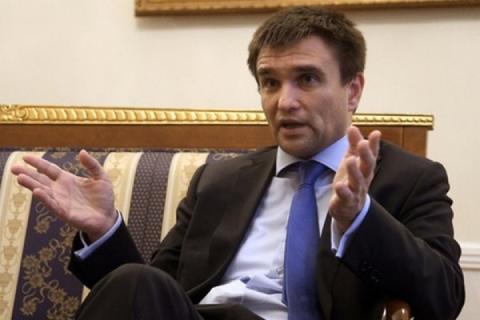 Росію чекає посилення міжнародних санкцій за «вибори» в ОРДЛО, – Павло Клімкін