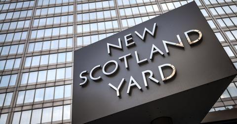 Лондонська поліція вирішила вийти на ринок