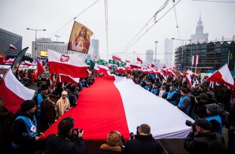 Польща заявила, що не пустила в країну бандерівців і неофашистів з Росії та Швеції