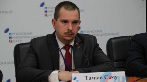 """Член угорського """"Йоббіка"""" приїхав """"спостерігачем"""" на Донбас, посол вимагає реакції"""