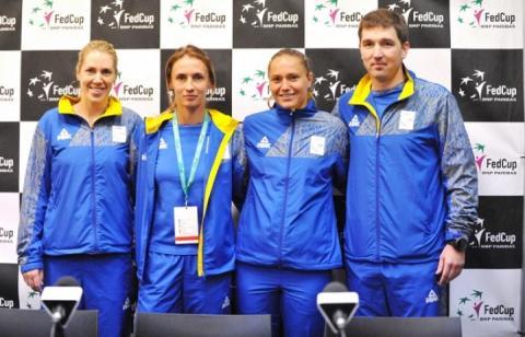 Тенісна жіноча збірна України замикає ТОП-20 рейтингу Кубка Федерації