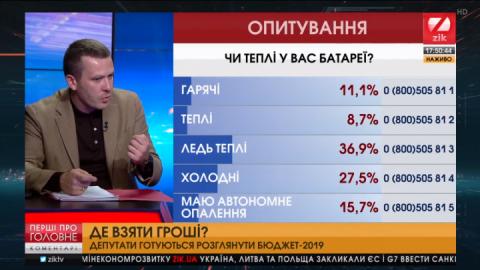 Нардеп Крулько назвав головну проблему бюджету на наступний рік