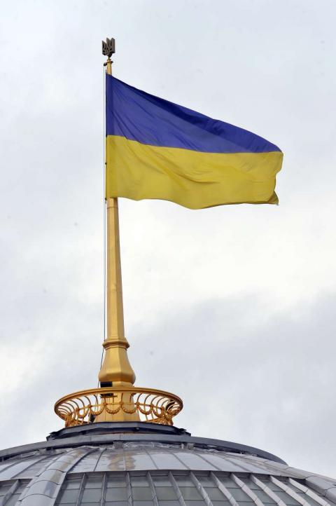 Реставрацію куполу Верховної Ради завершено достроково