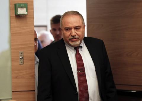 Міністр оборони Ізраїлю покидає свій пост
