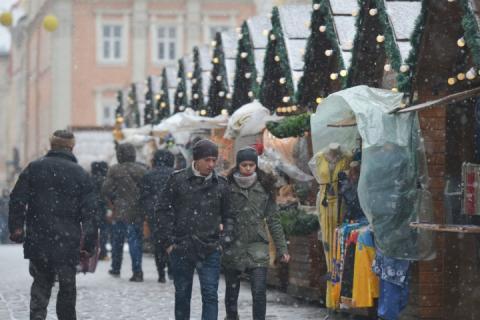 Цього року зима в Україні буде аномально теплою, – метеоролог
