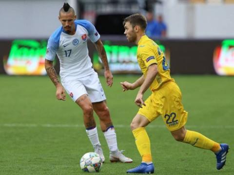 Олександр Караваєв: На матч зі словаками у нас буде свій план на гру