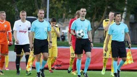 Матч Туреччина – Україна судитимуть арбітри з Косова