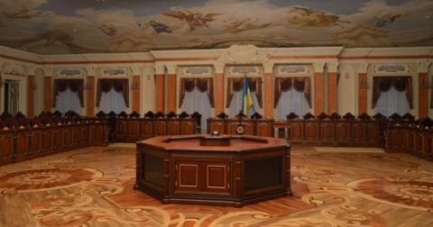 Пленум ВС оскаржить у КС люстраційні обмеження та закон про санкції