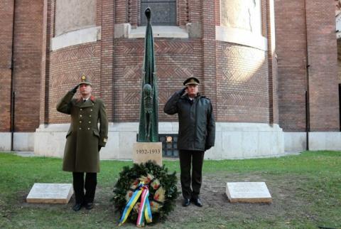 В угорському місті Сегед відкрили пам