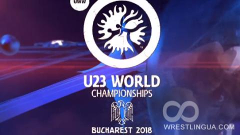 На молодіжному ЧС-2018 з вільної боротьби Україна здобула вісім медалей