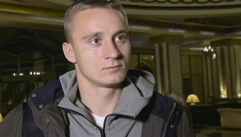 Футболіст Олександр Сваток: Сподіваюся, сьогодні вийде дебютувати у збірній України