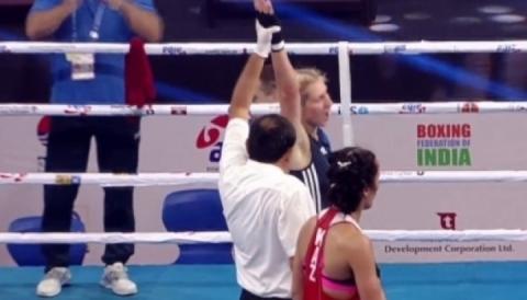 Марія Бова стала другою українською півфіналісткою ЧС-2018 з боксу