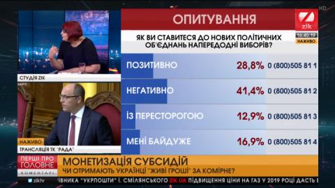 Галина Третьякова вважає субсидії інструментом маніпуляції населенням