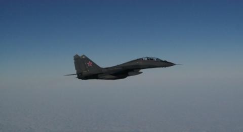 Винищувачі НАТО перехопили чотири російських літаки над Балтійським морем