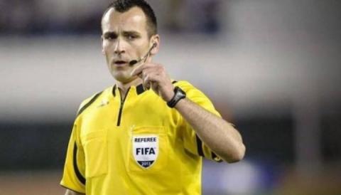 УЄФА назвав суддів матчу Ліги Європи «Астана» – «Динамо»