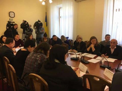 У Комітеті з питань соціальної політики, зайнятості та пенсійного забезпечення відбулася робоча нарада з обговорення основних проблем, які виникають при призначенні житлових субсидій