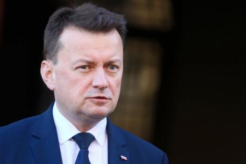 Російські війська вже офіційно атакують Україну, – міністр оборони Польщі