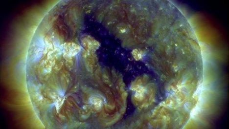 Астрофізики розповіли про новий пік сонячної активності