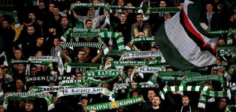 Сьогодні стартує продаж квитків на суботній матч «Карпат» проти «Динамо»