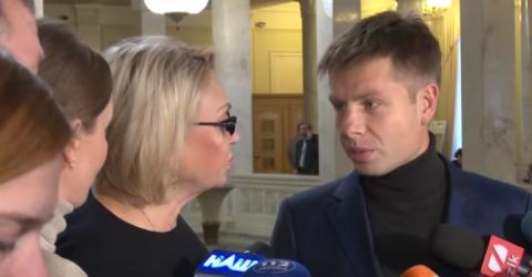 Гончаренко: Політсили повинні усвідомити, що за підкуп виборців садитимуть у в'язницю
