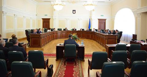 ВРП не вправі звільняти суддів за результатами оцінювання