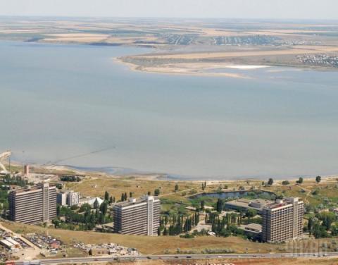 Українське «Мертве море» стане курортом державного значення