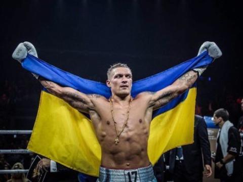 Олександр Усик претендує на нагороду «Спортивна зірка 2018 року» від BBC