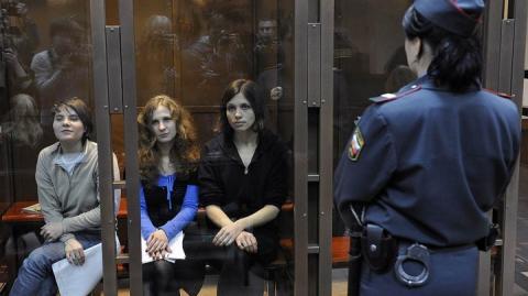 Росія виконає рішення ЄСПЛ щодо виплати компенсації Pussy Riot