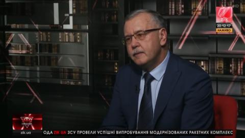 Гриценко прокоментував невдалі спроби об'єднання з іншими політсилами