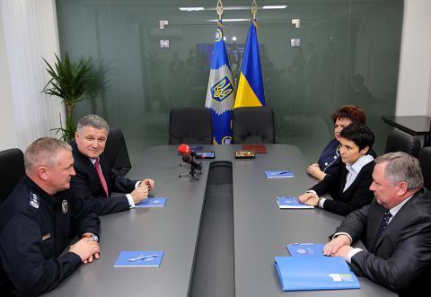 МВС та ЦВК уперше уклали меморандум про співпрацю