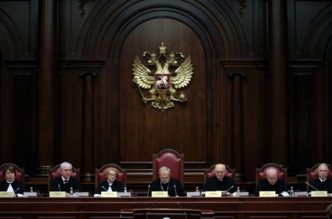 Конституційний суд РФ визнав угоду про кордон Інгушетії та Чечні