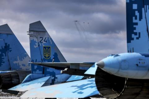 Десантно-штурмові підрозділи ЗСУ передислоковуються на найбільш небезпечні напрямки по усій лінії українсько-російського кордону – Президент