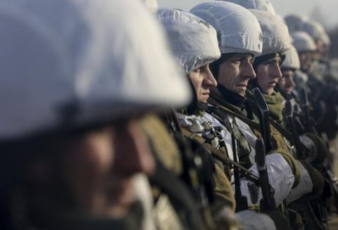 Українська армія готова адекватно, швидко та ефективно відповісти на будь-який виклик та загрозу – Президент