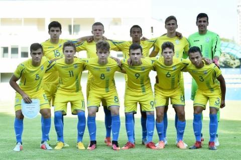 Збірна України U-17 з футболу отримала суперників по еліт-раунду Євро-2019