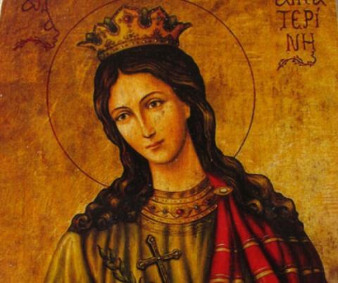 Сьогодні – День святої великомучениці Катерини