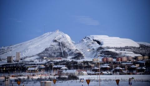 Шведське місто Кіруна перенесуть через реальну загрозу провалитися під землю