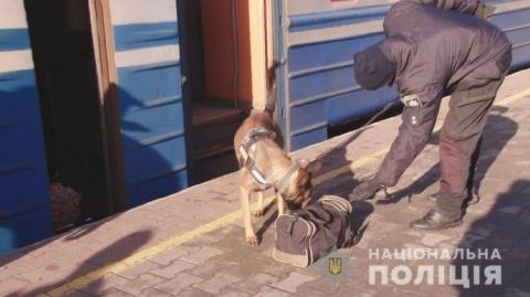 Воєнний стан на Одещині: охорону посилили поліцейськими з гострим нюхом