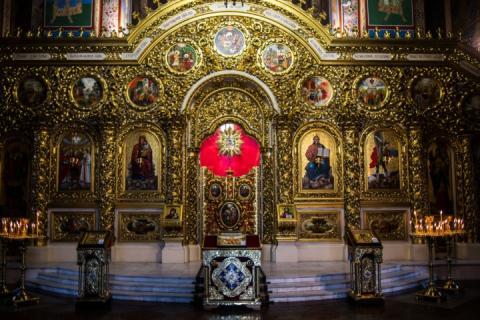 В УПЦ МП непокояться, що українська православна церква буде повністю «залежною від греків»