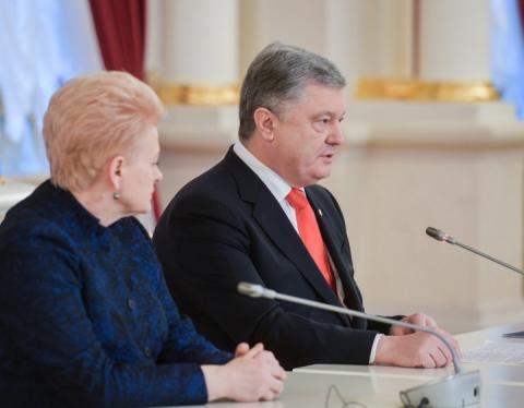 Україна посилить співпрацю з Литвою в реформуванні сектору оборони