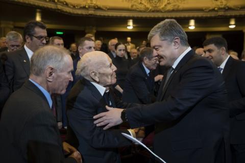 Президент привітав Національну академію наук зі 100-річчям: Які б зміни не відбувалися, Академія завжди виконує свою місію – працює на Україну і здобуває їй славу