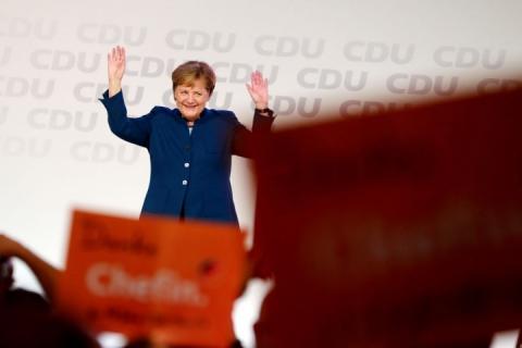 Це було честю для мене, – Меркель про своє очільництво партії ХДС
